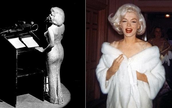 легендарное платье Мерлин