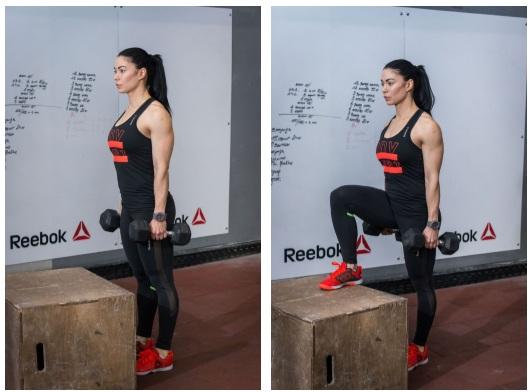 кроссфит-упражнения