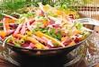 Салат Метелка: 5 рецептов для стройной весны