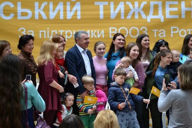 встреча для родителей с Комаровским