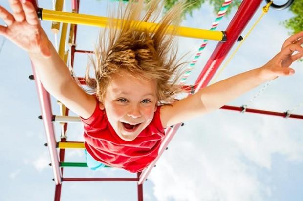 поведение на детской площадке