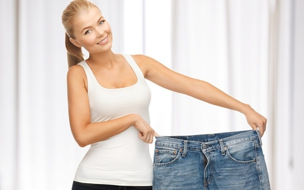 як схуднути