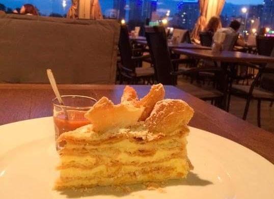 ресторан с вкусной кухней