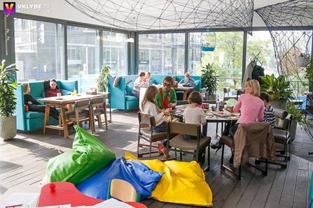 детские комнаты в ресторанах