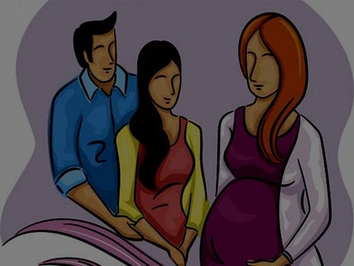 суррогатное материнство