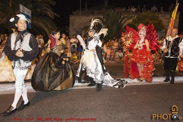 Которский карнавал Черногория