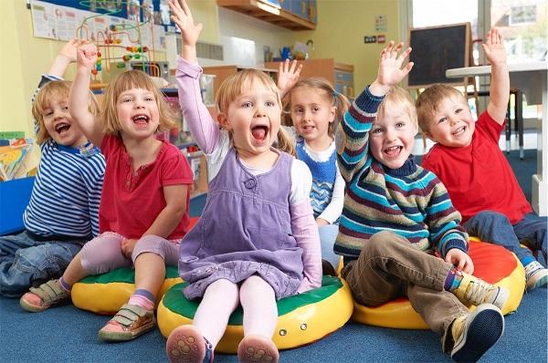 адаптація дитячий садок