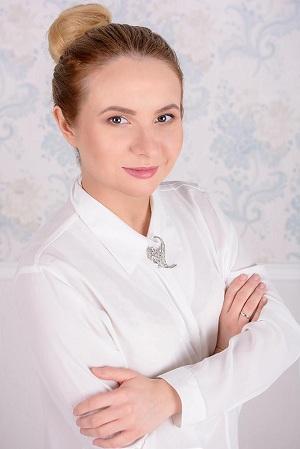 Юрист Виктория Полищук