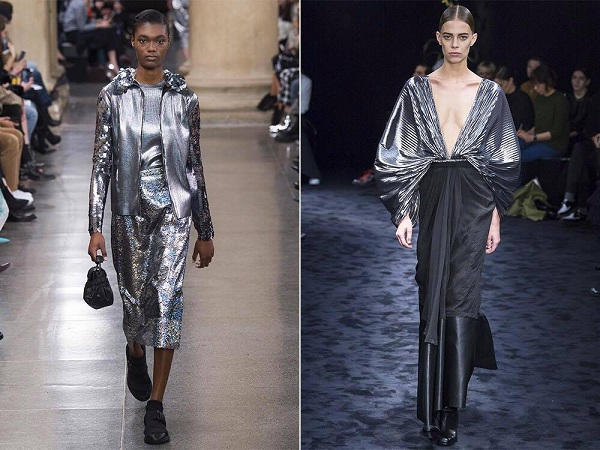 осень 2017 мода
