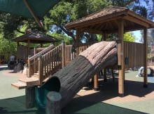 интересные детские площадки