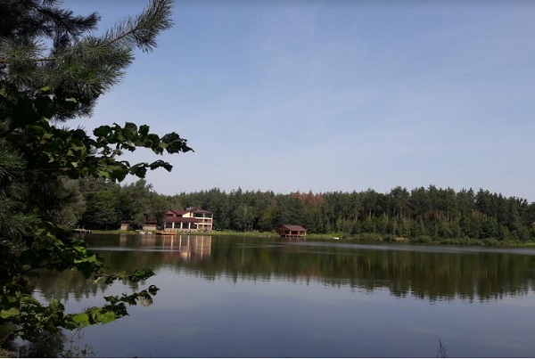 Волшебное озеро Коростышев