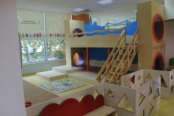 детский сад в Турции