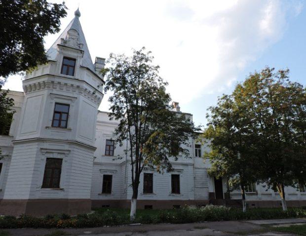 Усадьба Терещенко в Андрушевке