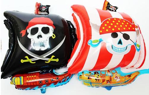 детский день рождения пират
