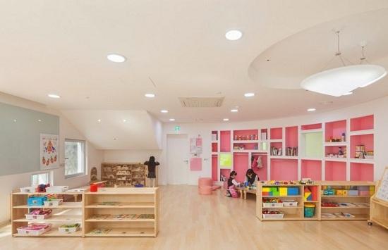 корея детский сад