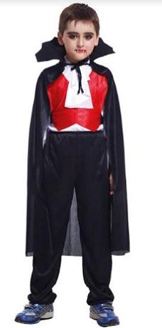 костюм на хэллоуин для мальчика