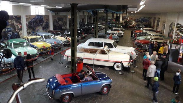 музей автомобилей в Запорожье