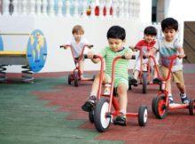 детский сад Дубай