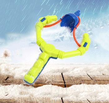 рогатка для снега