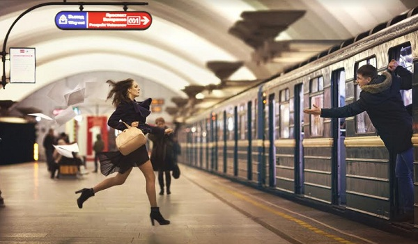 метро жизнь