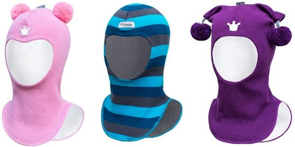 детские шапки-шлемы