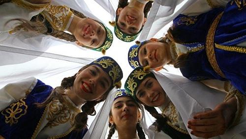 новый год у татар