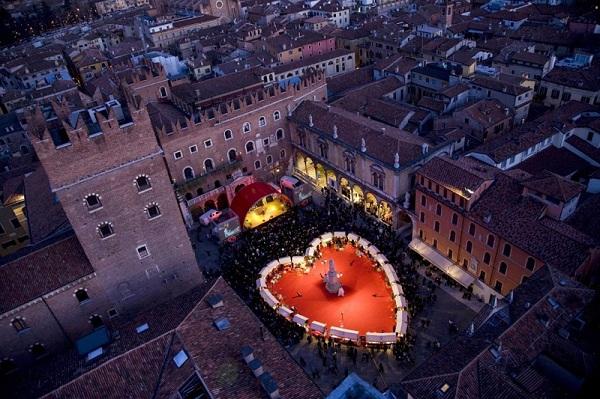 День Валентина в Вероне