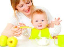 питание ребенка витамины