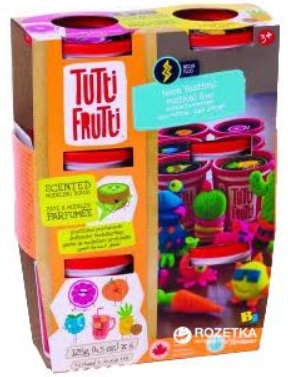 Наборы для лепки Tutti Frutti
