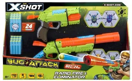 наборы Zuru X-shot