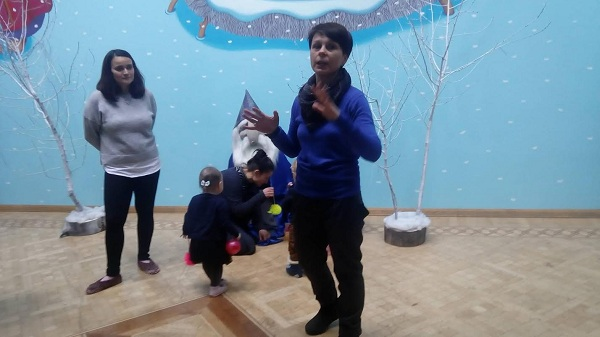театр для дітей