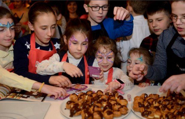«Кулинарная магия» с феями Winx