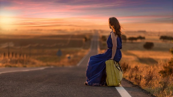 почему женщина одинока