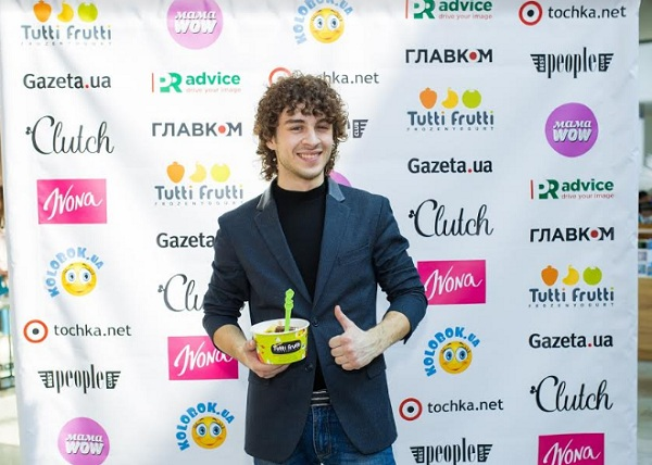 йогурт Tutti Frutti в Украине