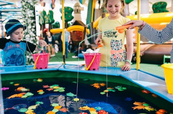 Summer Park на Дарынке