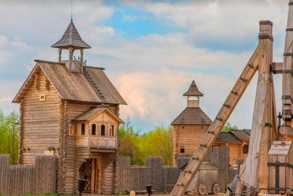 парк киевкая русь