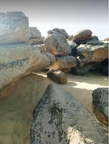 Каменная могила место силы