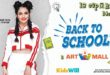 18 серпня Back to School в ТРЦ Арт Молл!