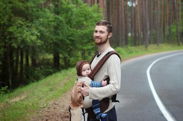 с ребенком в Беларусии