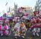 новогодний парад в Киеве