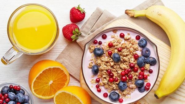 здоровий сніданок для дітей