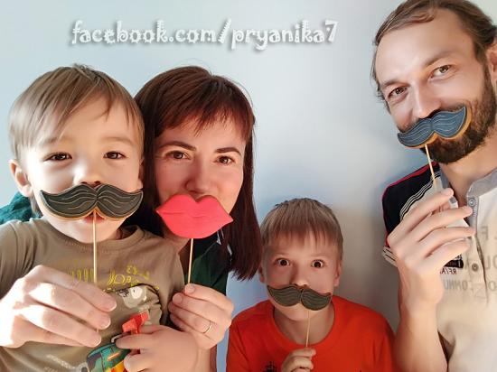 Олена Константінова пряники