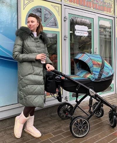 Юлія Шолудько стала мамой