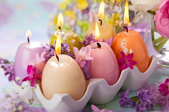 стіл на Великдень
