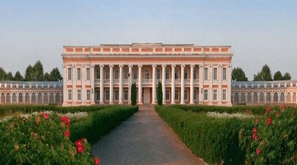 дворцы винницкой области