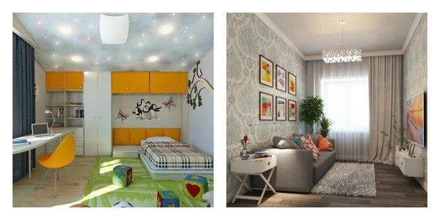 дизайн квартири поради