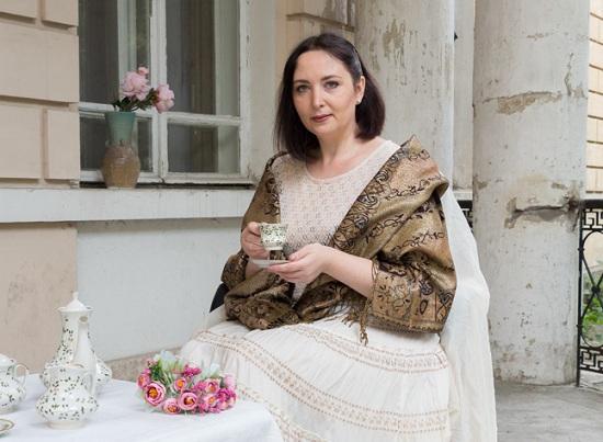 писательница Наталия Рыбачик