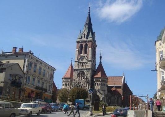 Тернопольская область достопримечательности