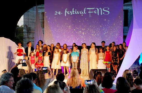 International music festival FENS