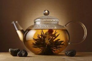 связанный чай